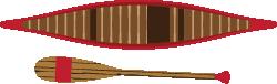 Canoe Paddle 1