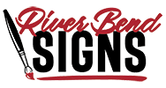 River Bend Signs Logo
