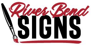 River Bend Signs Logo